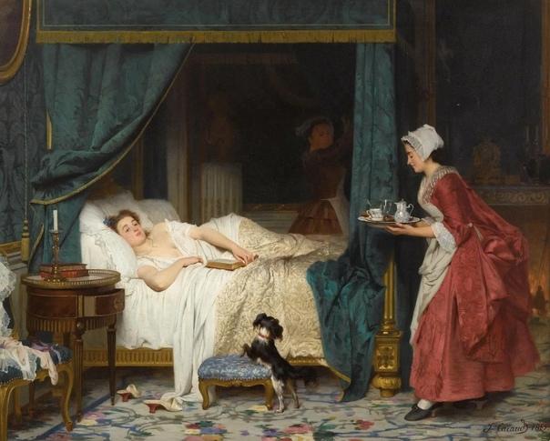 Раньше вот как было: у мужа своя опочивальня, у ж…