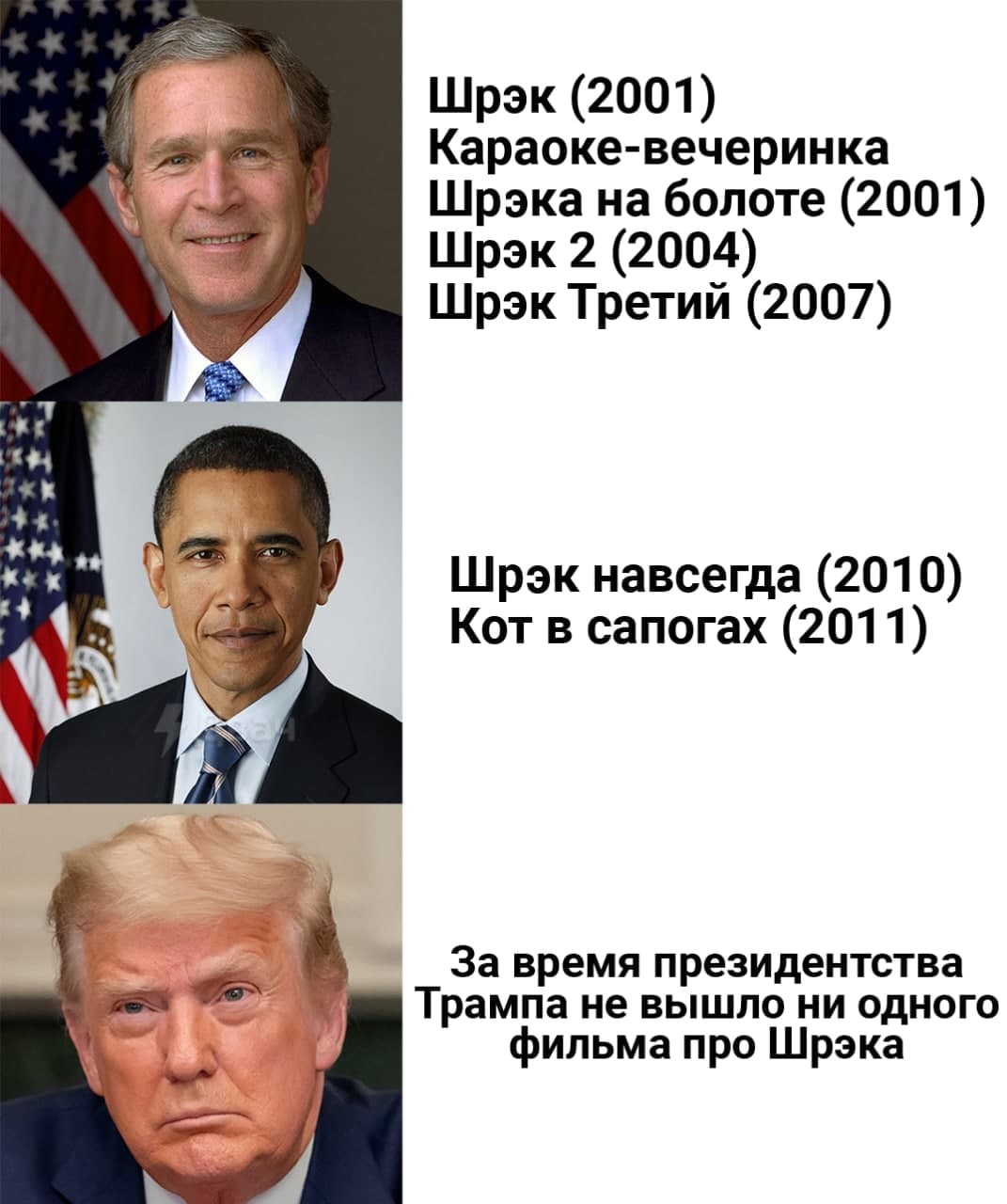 президент караоке трамп фильм