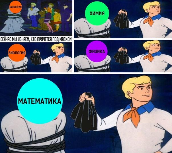 Математика — основа всех наук