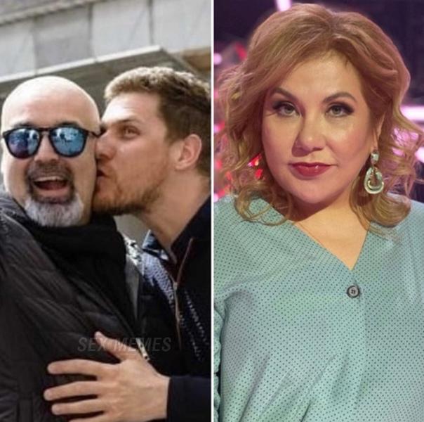 Муж Марины Федункив из Италии оказался геем — пап…